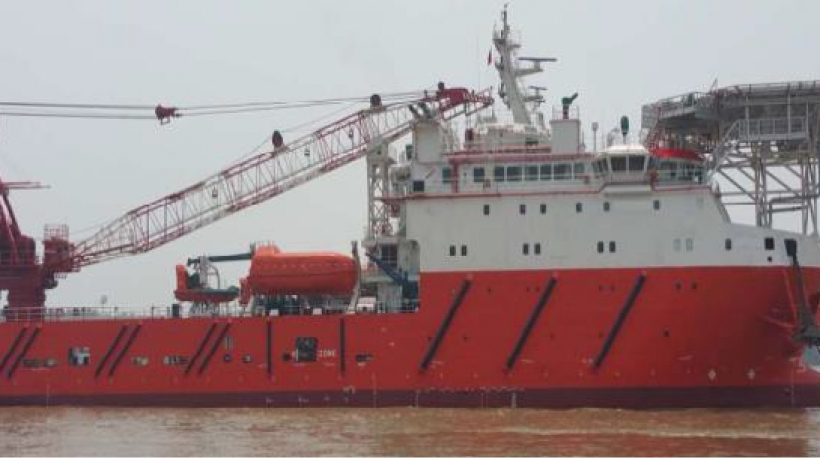 85M MAINTENANCE WORKING VESSEL 238 Men Accommodation For Charter