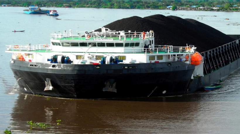 12000 Ton Self Propelled Deck Barge For Sale
