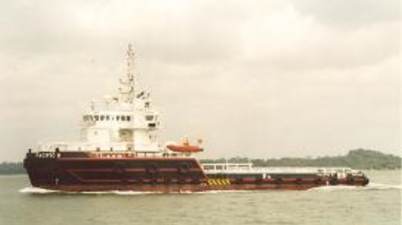 60M Utility Vessel For Sale or Charter