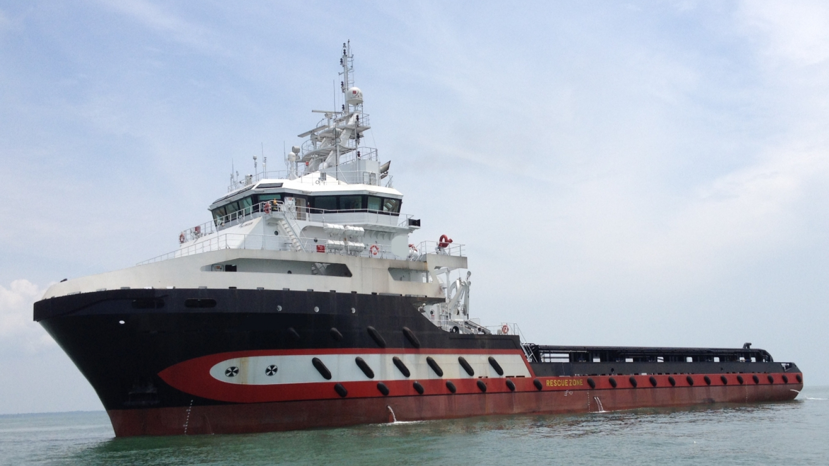 81 M Anchor Handling Tug Supply For Sale or Charter