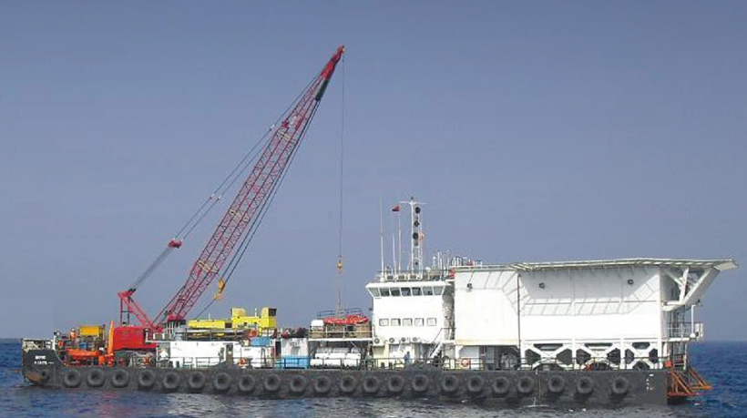 Accommodation Barge For Charter 200 PAX Ref-1276