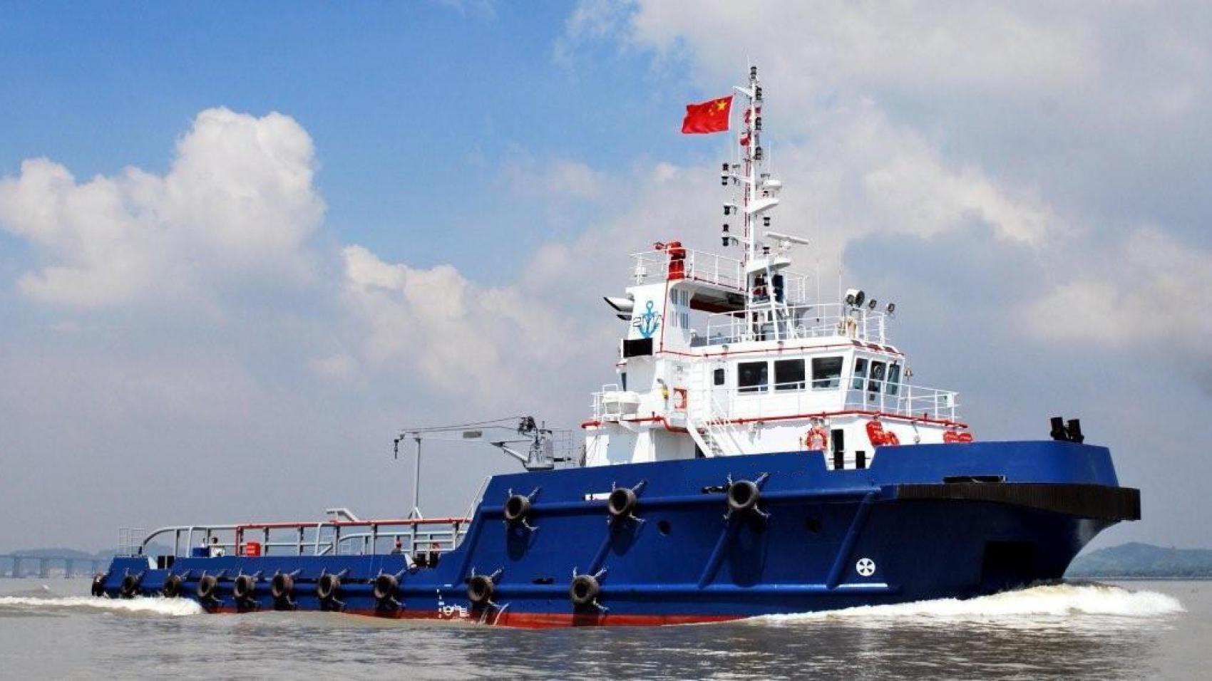Anchor Handling Tug For Charter Ref-1291