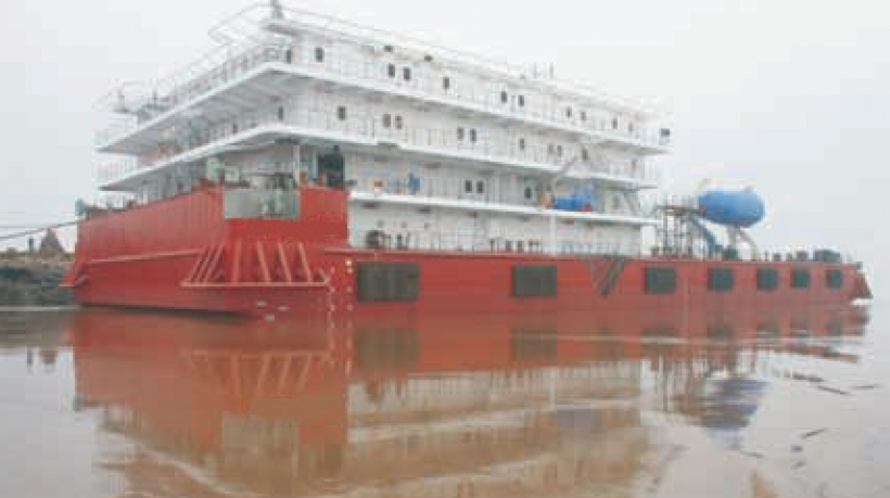 DP2 Accommodation Vessel For Charter 275 PAX Ref-1286