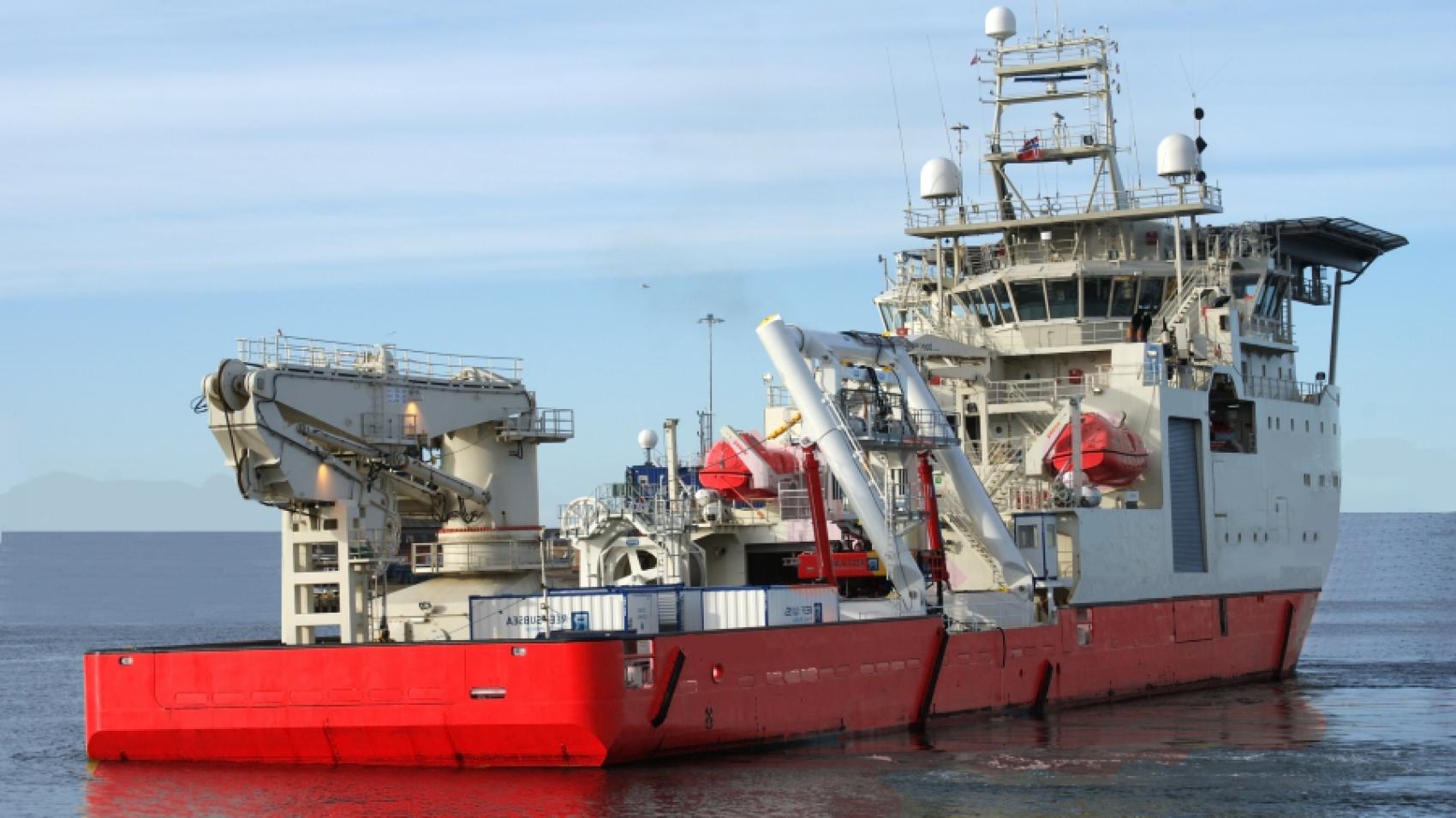 DP2 Diving Support Vessel DSV for Sale Ref-1271