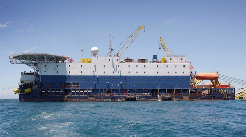 Pipelay Barge For Sale Ref-1216