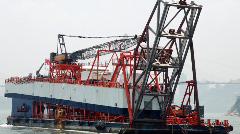 Pipelay Barge For Sale Ref-1306