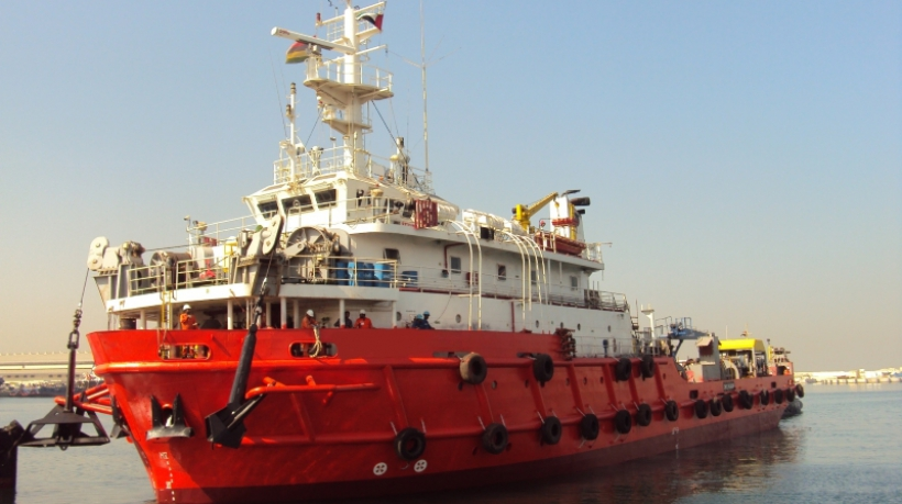 Supply Vessel For Charter Ref-1301