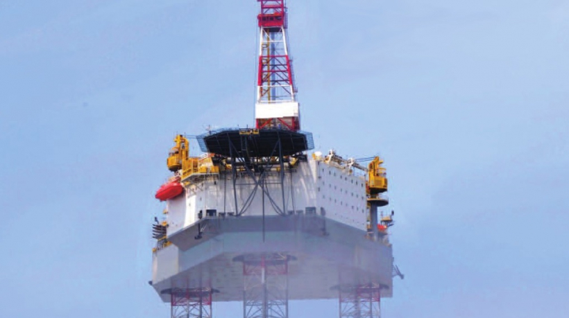 300FT SELF-ELEVATED JACK UP DRILLING UNIT FOR SALE