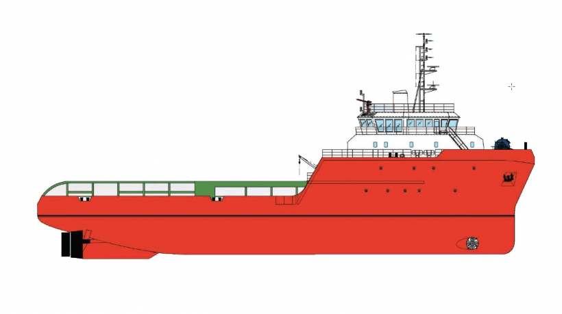 59M MPSV OFFSHORE SUPPORT VESSEL FOR SALE OR CHARTER
