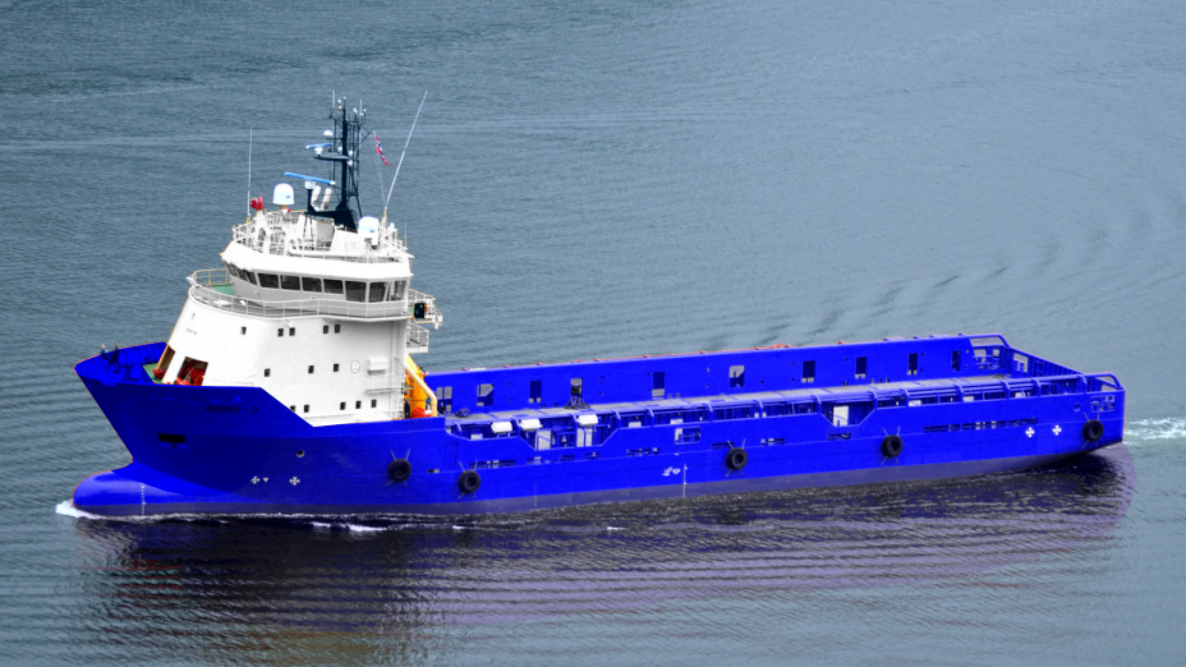 60M Offshore Supply Vessel Sale Charter Ref-1415
