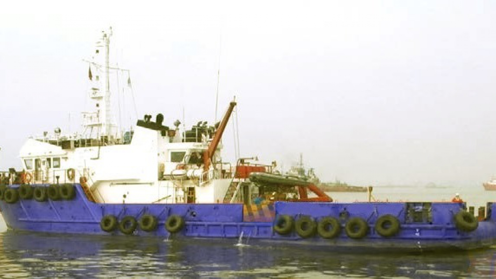 MULTI-PURPOSE TUG-SURVEY-SUPPORT-VESSEL FOR SALE