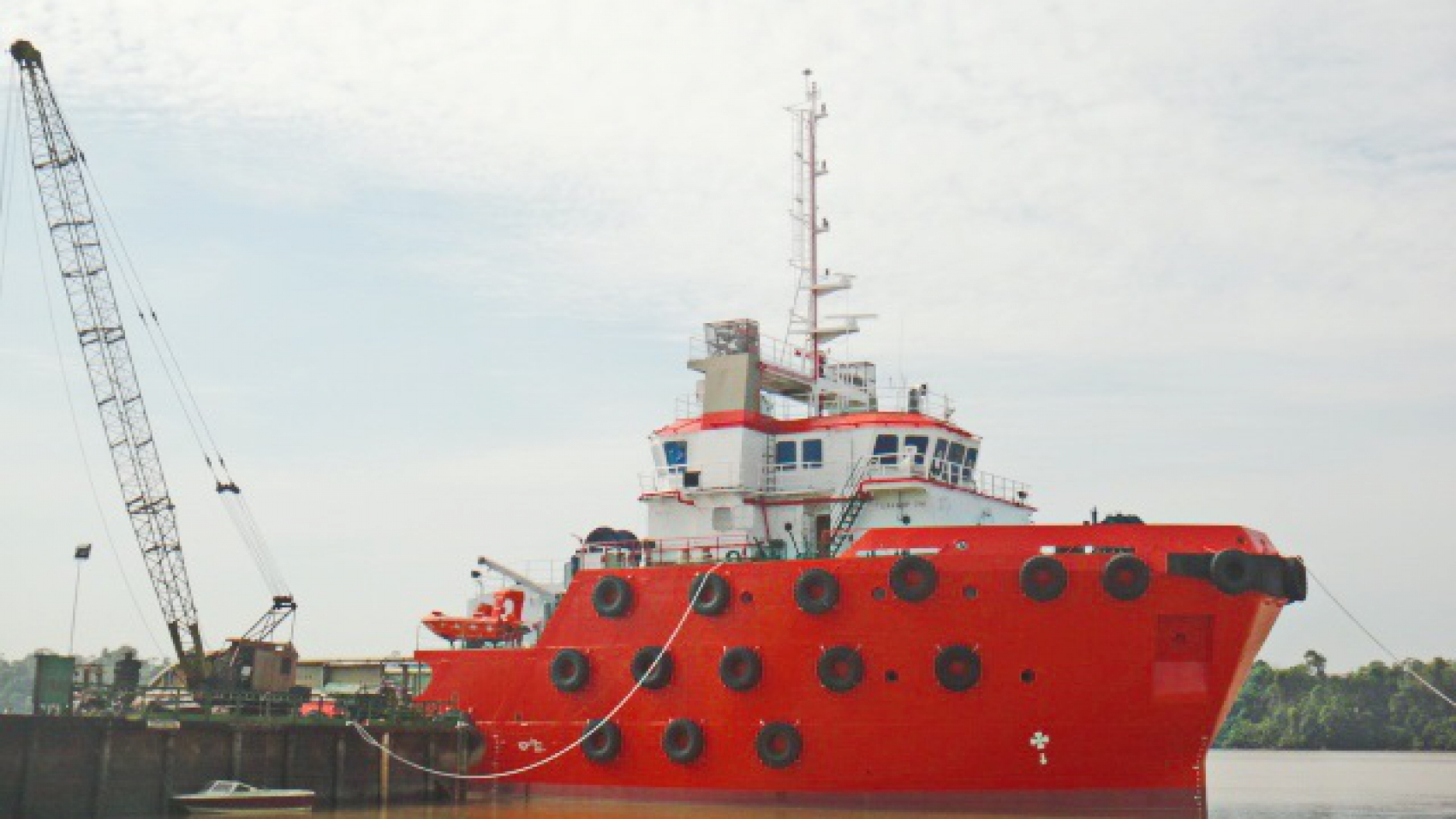 51M Anchor Handling-Tow Tug for Sale