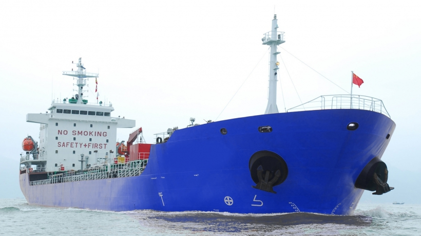 13000DWT Oil / Chemical Tanker for Sale