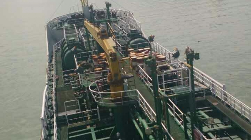 3200DWT IMOII Product OilChemical Tanker for Sale