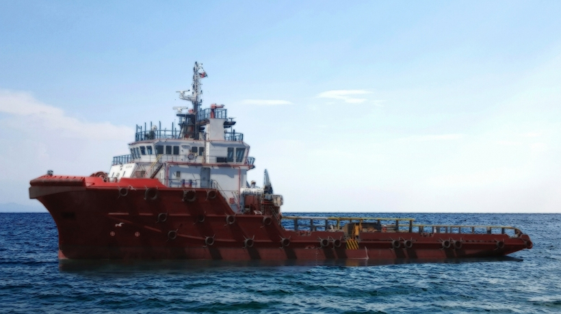 59M Anchor Handling Tug For Sale