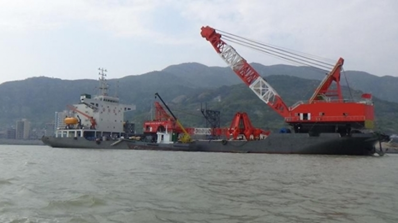 60 CBM Grab Dredger for Sale