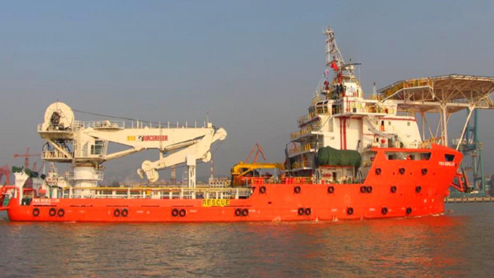 85M DP2 Subsea Maintenance Vessel SSMV for Sale