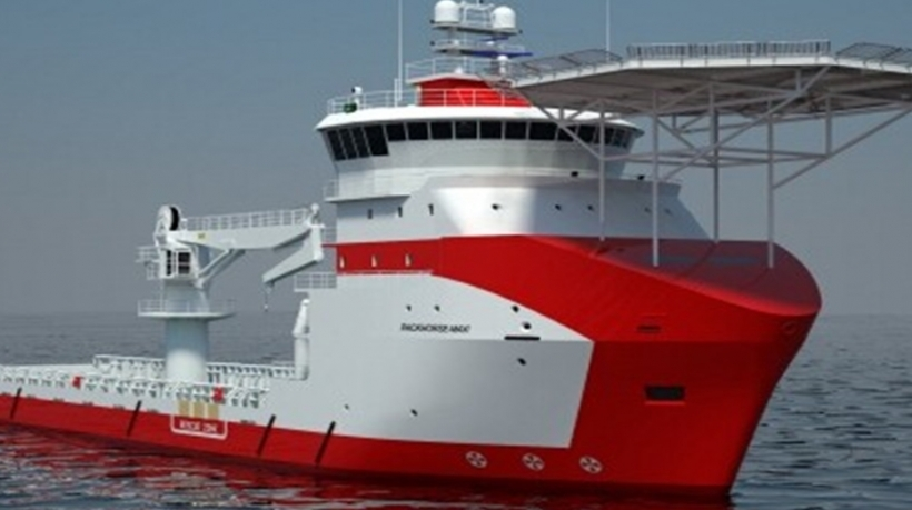 90M DP2 ROV - DIVING SUPPORT VESSEL FOR SALE OR CHARTER