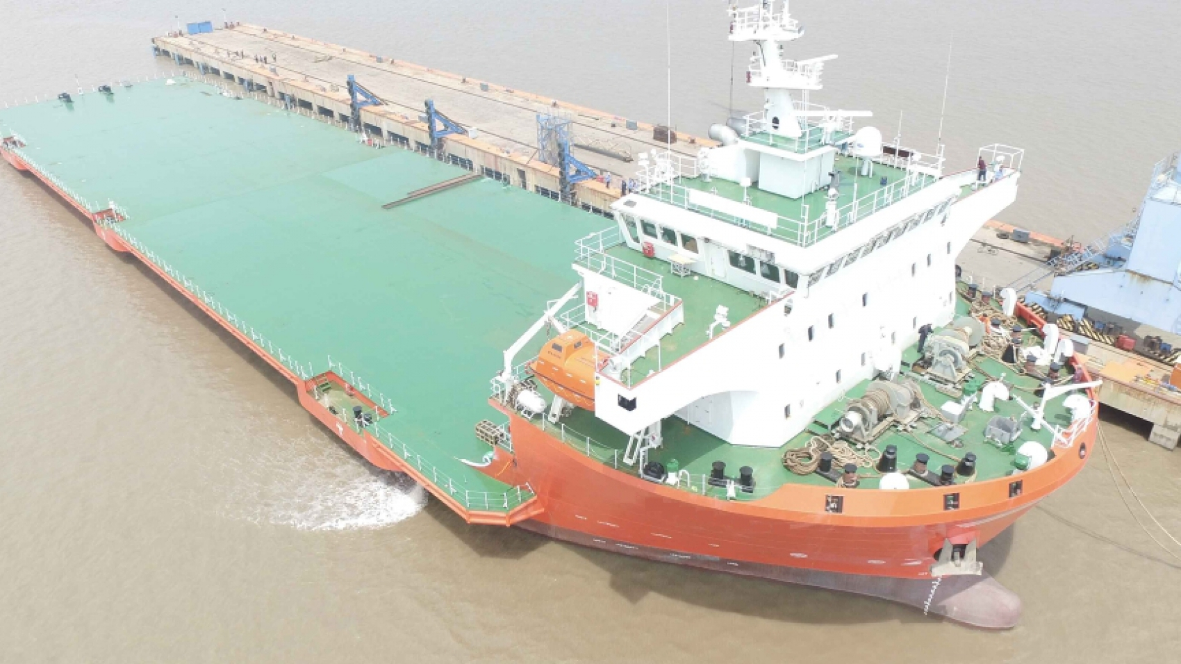 DP2 12,000 DWT Deck Cargo Vessel for Sale