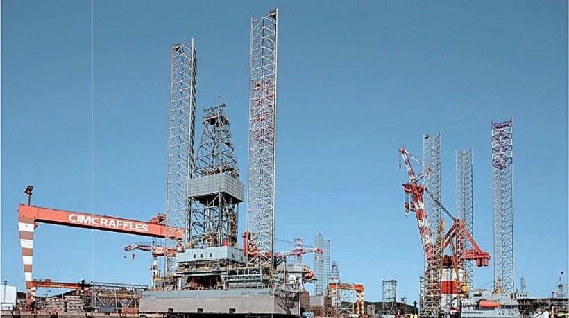 Super M2 Jack-Up Drilling Unit for Sale